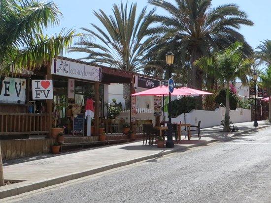 Citrus Surf Cafe: cafe citrus