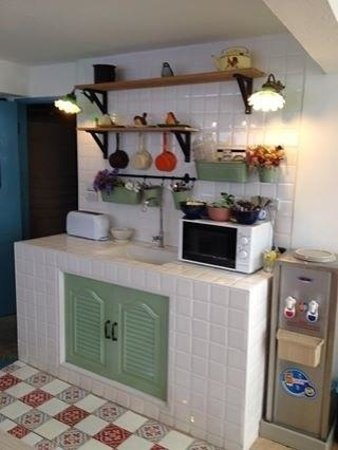 Bewel Hostel: Kitchen