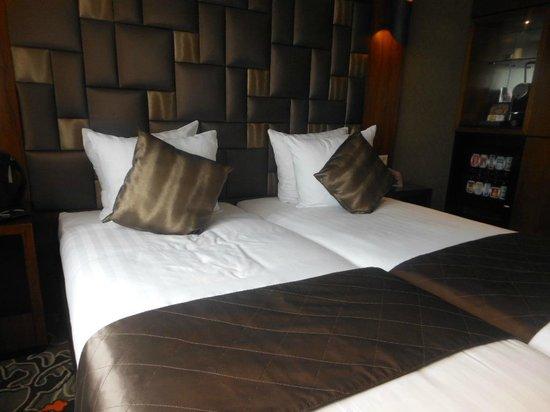 Hotel Golden Tulip Amsterdam West: Bedroom