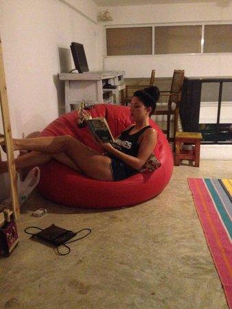 Bewel Hostel: Comfy :)