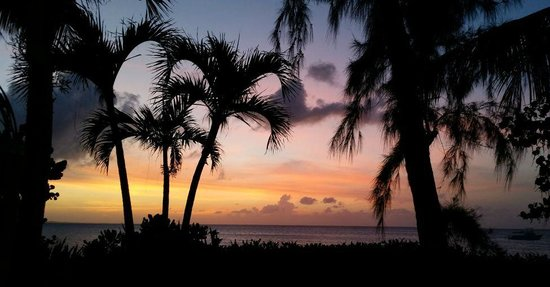 Beaches Turks & Caicos Resort Villages & Spa: Fabulous sunset