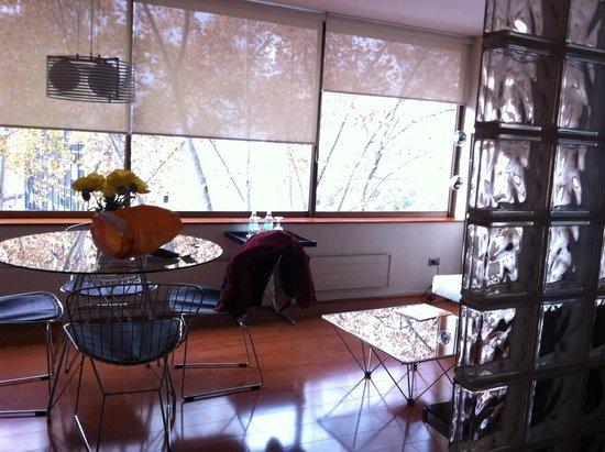 Hotel Orly: Sala de estar