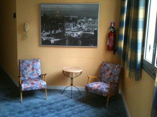 Ashley Hotel : Parties Communes