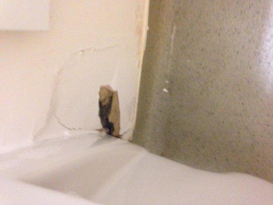 Hotel ibis budget Manchester Centre Pollard Street : Bathroom