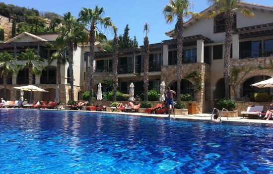 Columbia Beach Resort Pissouri : Pool Area