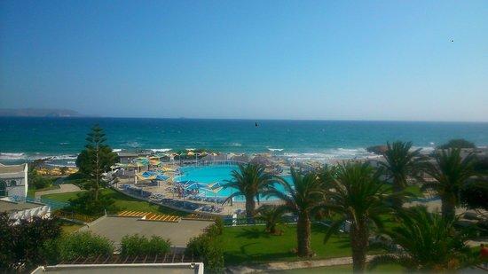 Mitsis Rinela Beach Resort & Spa : chambre 123