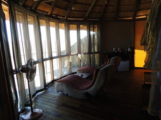 Sossus Dune Lodges: Room View