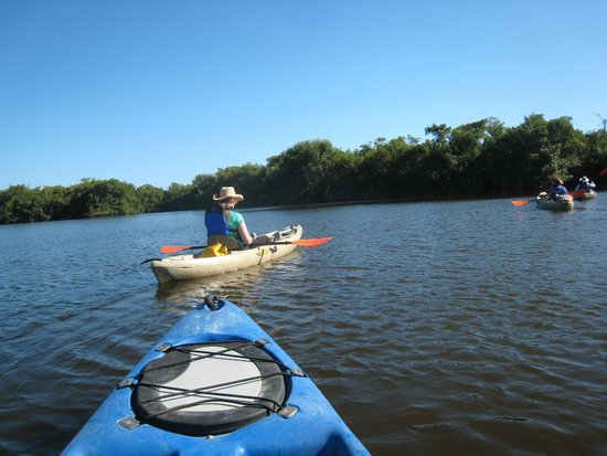 Shurr Adventure Company Day Tours: Open Water