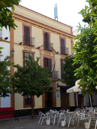 Casona de San Andres Hotel: Façade de l'hôtel