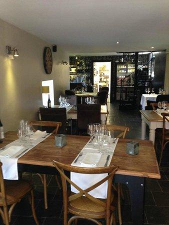 La Bouliniere: Restaurant 1
