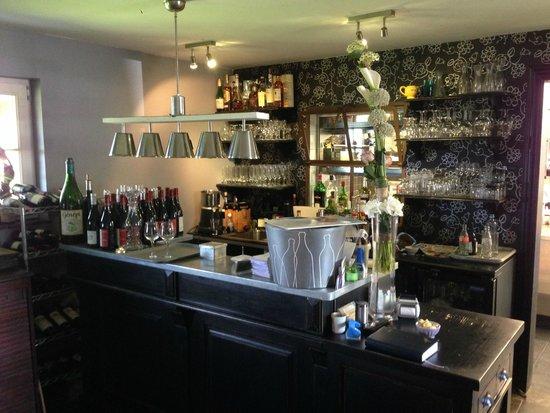 La Bouliniere: Bar