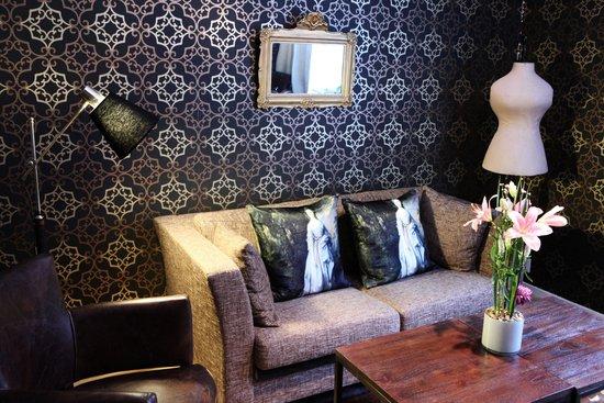 Freys Hotel Lilla Radmannen : Superior room