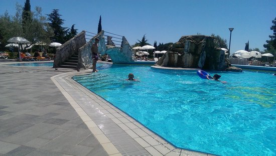 Aminess Maestral Hotel: the pool