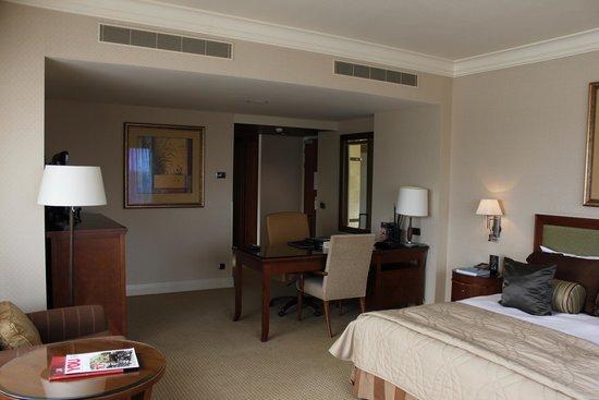 Hotel Okura Amsterdam: Junior suite
