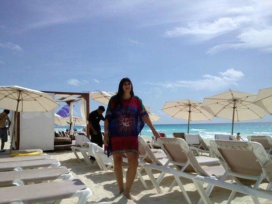 Hard Rock Hotel Cancun: Playa del Hotel