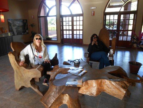 Marcopolo Suites Iguazu: Hall de entrada
