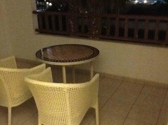 Dream Gran Castillo Resort : balcony