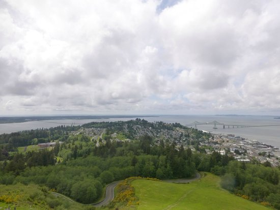 Astoria Column View