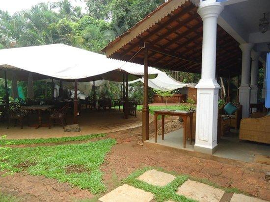 Presa di Goa Country House : Resturant