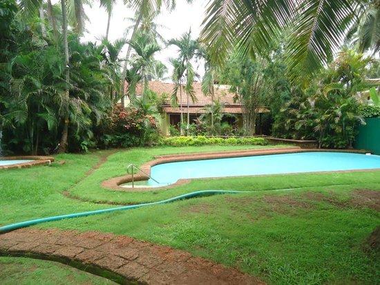 Presa di Goa Country House : Pool