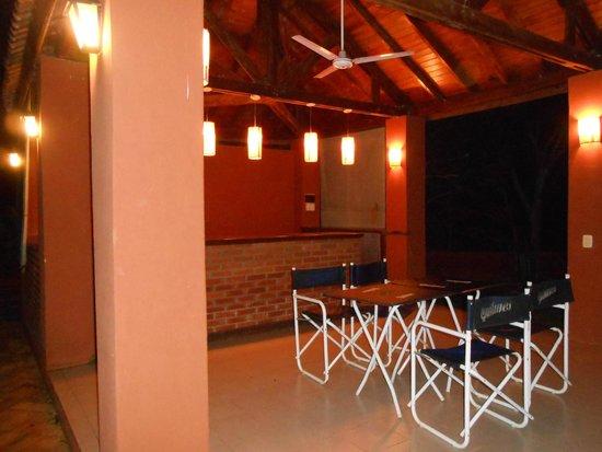 Marcopolo Suites Iguazu: quincho