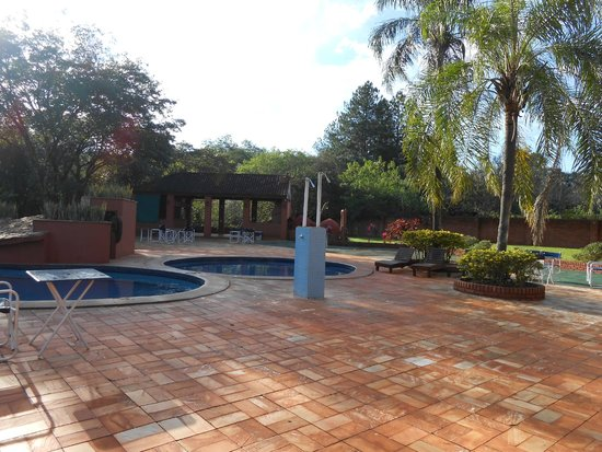 Marcopolo Suites Iguazu: hermosa pileta