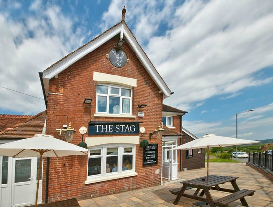 The Stag: Exterior