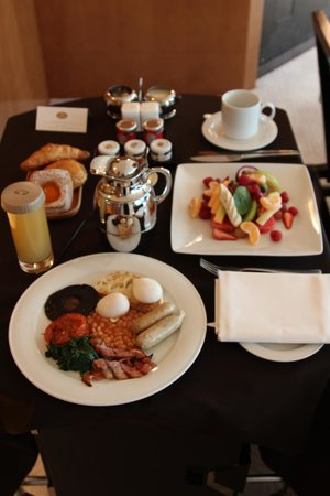 Crown Towers Melbourne: Breakfast