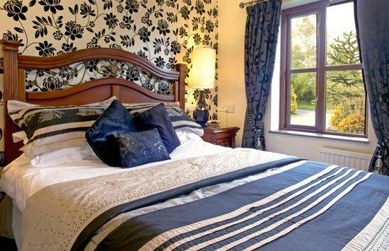 Tyn Rhos Country House: Standard Double Bedroom