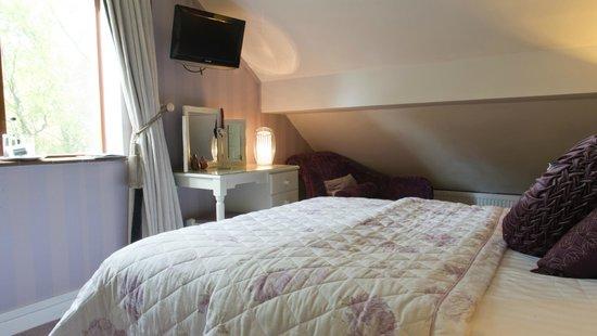 Tyn Rhos Country House: Standard Double Room