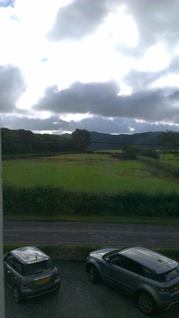 Carleton Green Country House B & B: view from room