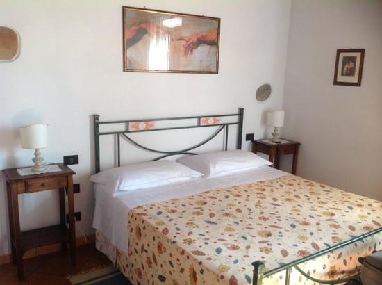 Hotel Vecchio Asilo: our bedroom, number 7, amazing views