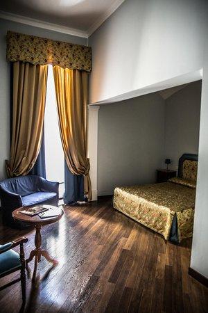 Decumani Hotel de Charme: De Luxe Room