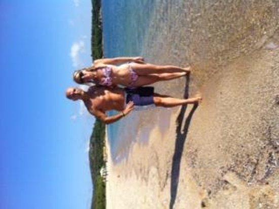Stelle Marine Hotel & Resort : con mia moglie