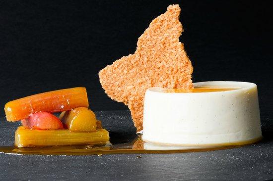 Tyn Rhos Country House: Dessert