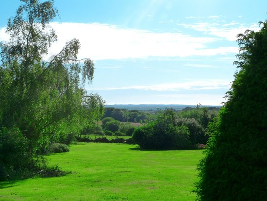 Tyn Rhos Country House: View from Rear Gardens