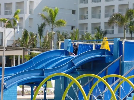 Hotel Riu Playa Blanca: Piscina para niños