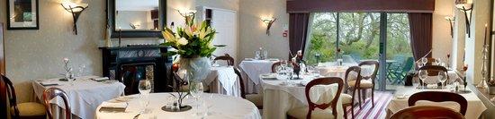 Tyn Rhos Country House: Restaurant