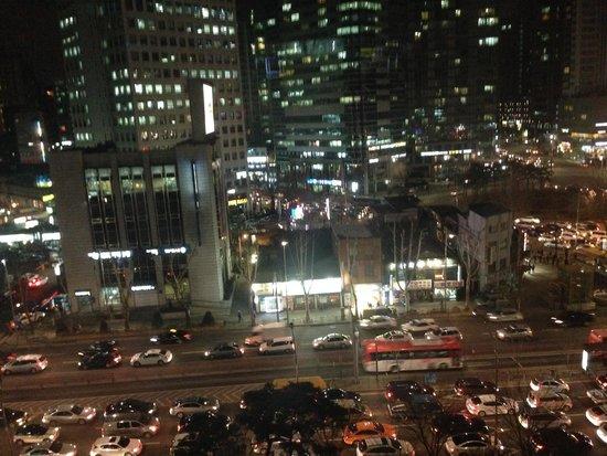 Lotte City Hotel Mapo: 夜景が楽しめます。