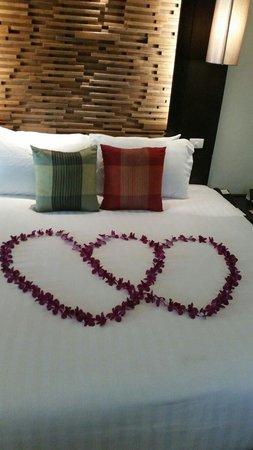 Impiana Resort Patong Phuket: Welcome gift