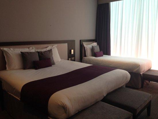 Epic Apart Hotel - Seel Street: the second bedroom.