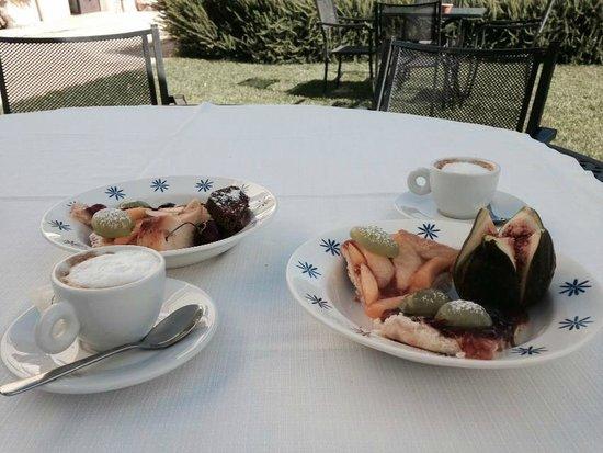 Cefalicchio Bed & Breakfast: La colazione