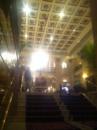 The Roosevelt Hotel: Entrance