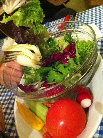 I Due Forni: DIY Salad
