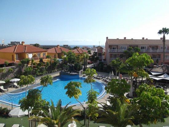 Aparthotel El Duque: A106 balcony view - stunning!