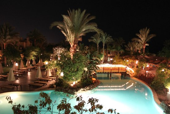 The Grand Hotel Sharm El Sheikh: Pool