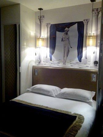Hotel Vice Versa : La Chambre Orgueil