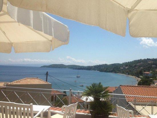 Hotel Aria: Perfect location!