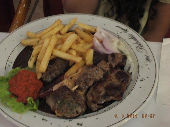Ragusa 2: Mixed Meat Platter