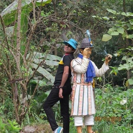 Club Mahindra Gangtok, Royal Demazong : rock garden ..gangtok